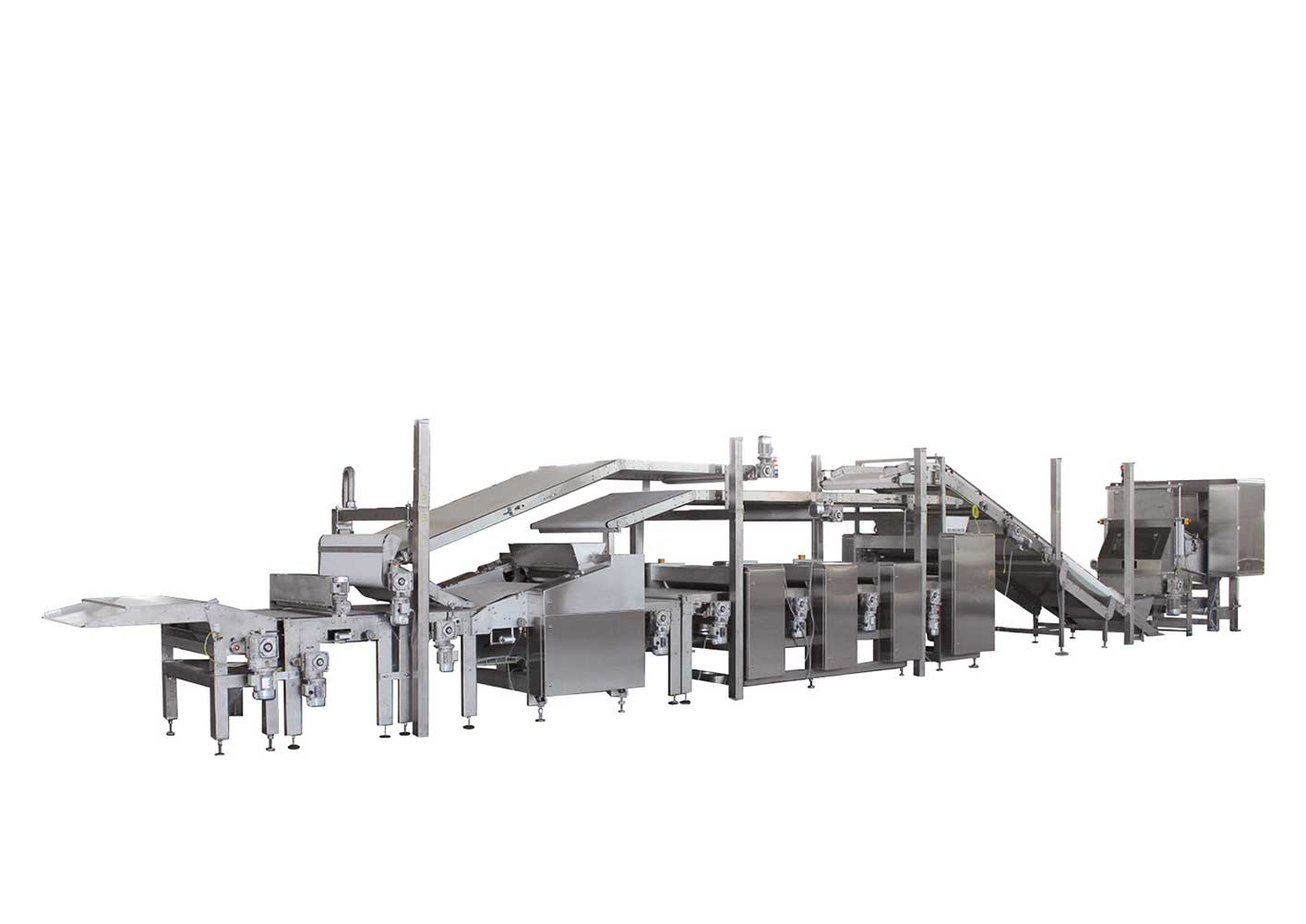 IBL BISCUIT PROCESSING MACHINE (1)